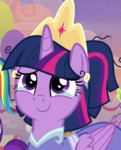 Twilight's ruler crown cropped S9E26