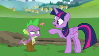 "Twilight ""she's the one who taught me"" S8E24"
