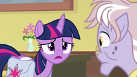 """Twilight """"that's not why we're here"""" S9E5"""