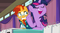 "Twilight ""that would be Lord Tirek!"" S9E16"