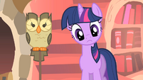 Twilight what happened S1E24