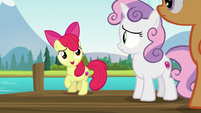 "Apple Bloom ""it's a swell idea!"" S7E21"