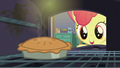 Apple Bloom opens a stove containing a pie S6E4.png