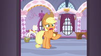 Applejack -I was just bein' honest!- S7E9