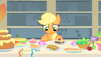 Applejack can't decide S1E22