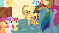 Applejack confess S01E23