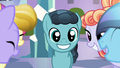 Crystal Ponies laughing with Crystal Hoof S6E16.png
