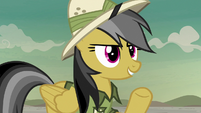 Daring Do feeling a little more confident S7E18