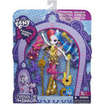 Equestria Girls Through the Mirror Principal Celestia doll packaging
