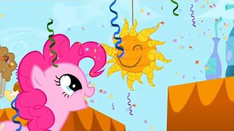 European Portuguese Pinkie's Gala Fantasy Song HD