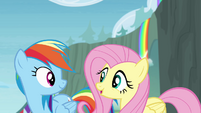 Fluttershy 'I'm just so proud of you' S4E10