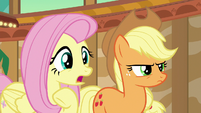Fluttershy --don't seem to be getting along-- S6E20