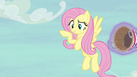 Fluttershy --you two really do need practice!-- S6E18