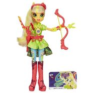 Friendship Games Sporty Style Applejack doll