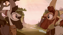 Grub and Piles pleased with their discovery S5E23