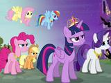 La Princesa Twilight Sparkle, Parte 1