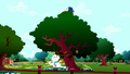 Luna carries Fluttershy to the top of a tree S5E13.png