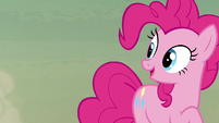 "Pinkie Pie ""I knew you'd come!"" S7E18"
