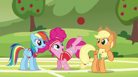 Pinkie Pie --this game is easy!-- S6E18