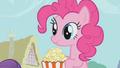 Pinkie Pie holding popcorn S1E04.png