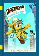 Portada de Daring Do and the Forbidden City of Clouds