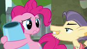 Pouch Pony --give up your party cannon-- S6E3