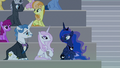 Princess Luna sits with Fancy and Fleur S8E7.png