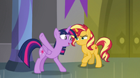 "Princess Twilight ""like the back of her hoof"" EGFF"