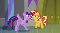 "Princess Twilight ""like the back of her hoof"" EGFF"