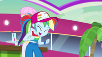 "Rainbow Dash ""best spring break"" EGSB"
