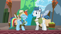 "Rainbow Dash ""did that already"" S6E13"
