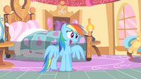 Rainbow Dash -Alrighty...- S1E25