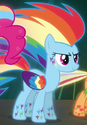 Rainbow Dash Rainbow Power ID S4E26