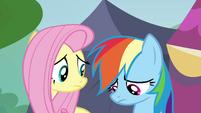Rainbow Dash depressed S4E22