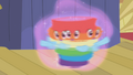 Rainbow Dash spinning on stage S1E06.png