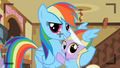 Rainbow Dash with Dinky S2E08.png