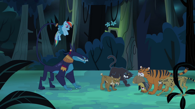 Файл:Rainbow and Daring in trouble S4E04.png