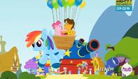Rainbow dash fiesta
