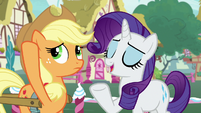 Rarity -a judge must be honest- S7E9