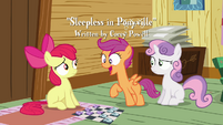 Scootaloo -And become like my big sister!- S3E6