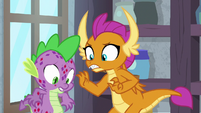"Smolder ""a magnet for predators"" S8E11"