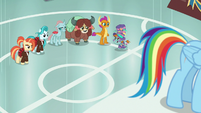 Snips -let's show Rainbow Dash- S9E15
