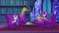 Spike --I'm ready-- S06E08