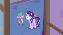 Spike -I wouldn't count on it- S8E15