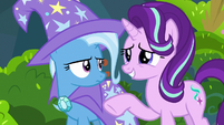 "Starlight Glimmer ""we wanted to surprise you"" S7E17"