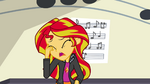 Sunset Shimmer disgusted with herself EG2