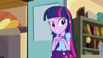 "Twilight ""she wasn't exactly a student"" EG"