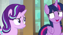 "Twilight Sparkle ""nice try"" S9E1"