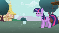 Twilight annoyed S2E7