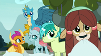 Young five confused by Silverstream's excitement S8E2